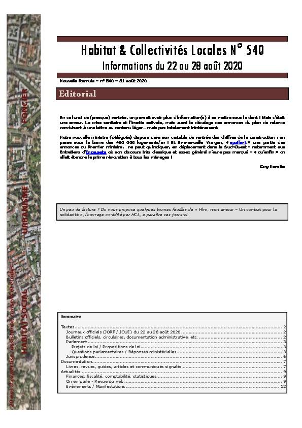 https://www.habitat-collectivites-locales.info/hcl-letters/lettre-540/