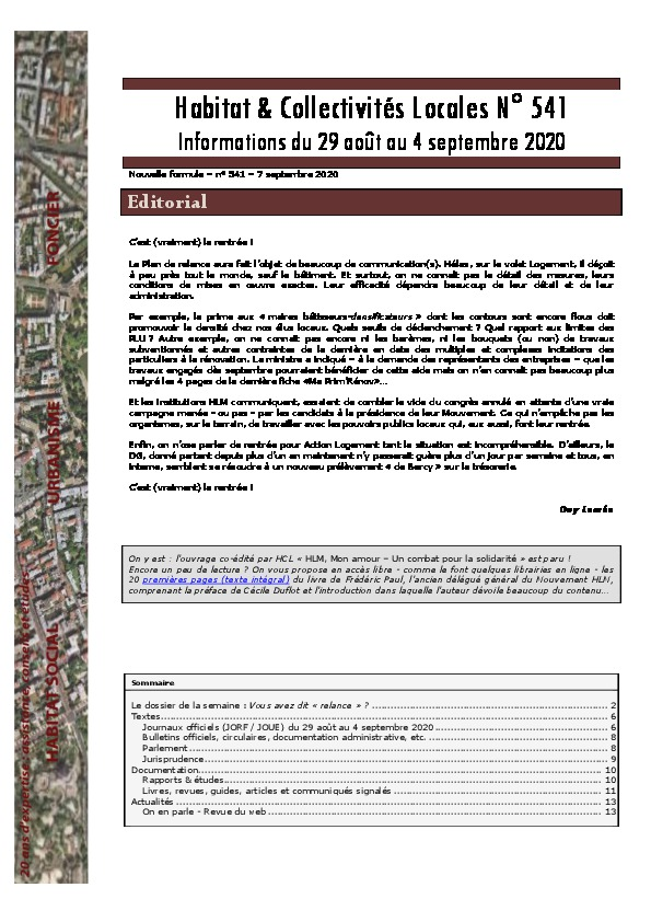 https://www.habitat-collectivites-locales.info/hcl-letters/lettre-541/